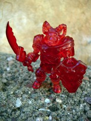 Diamond Select Battle Beasts Minimates C2E2 2012 Red Vorin
