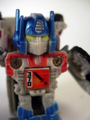 Transformers Bot Shots Optimus Prime Figure