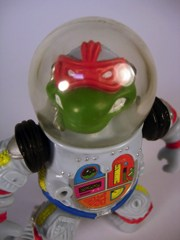 Playmates Teenage Mutant Ninja Turtles Raph, the Space Cadet