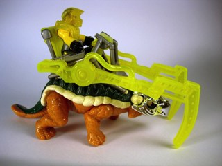 Fisher-Price Imaginext Dinosaur Ankylosaurus