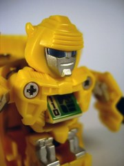 Transformers Bot Shots Bumblebee Battle Figure