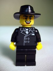 LEGO Minifigures Series 5 Gangster