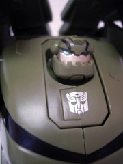 Hasbro Transformers Animated Bulkhead Action Figure