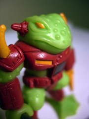 Hasbro Battle Beasts Horny Toad
