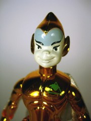 Kenner SilverHawks Copper Kidd