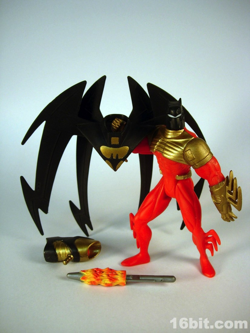 16bit Com Figure Of The Day Review Kenner Legends Of