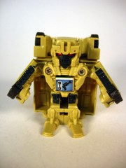 Transformers Bot Shots Decepticon Brawl Figure