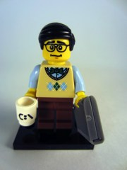 LEGO Minifigures Series 7 Computer Programmer