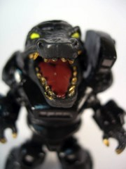 Diamond Select Battle Beasts Minimates C2E2 Exclusive Black Alligator 