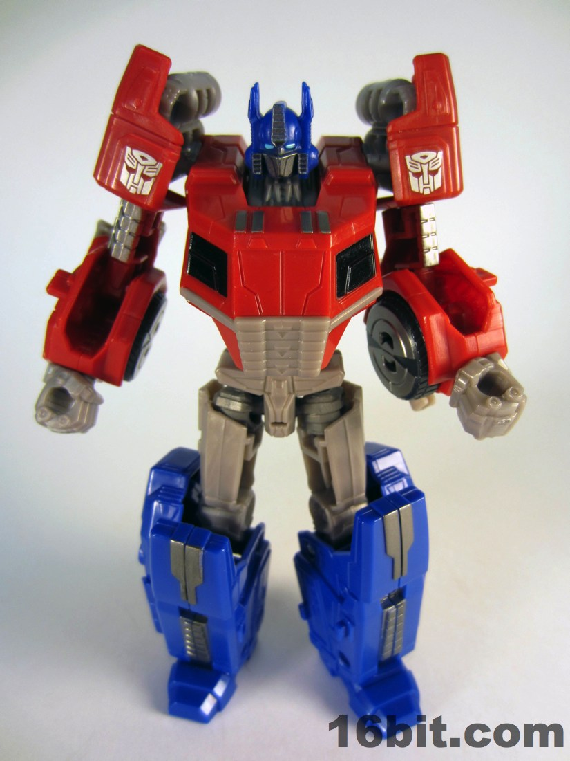 Transformers Generations Fall Of Cybertron Series 1 Optimus Prime Figure Hasbro A0169