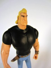 Bif Bang Pow! Venture Bros. Brock Samson Action Figure