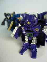 Transformers Bot Shots Shockwave, Ironhide, and Brawl Figure Set