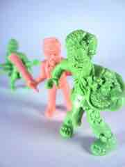 Jakks Pacific S.L.U.G. Zombies Extra Crispy, Zero Hero, Riled-Up Riley Minifigures