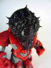 The GodBeast Customs Outer Space Men Dark Purple Crab Head Glyos Accessory
