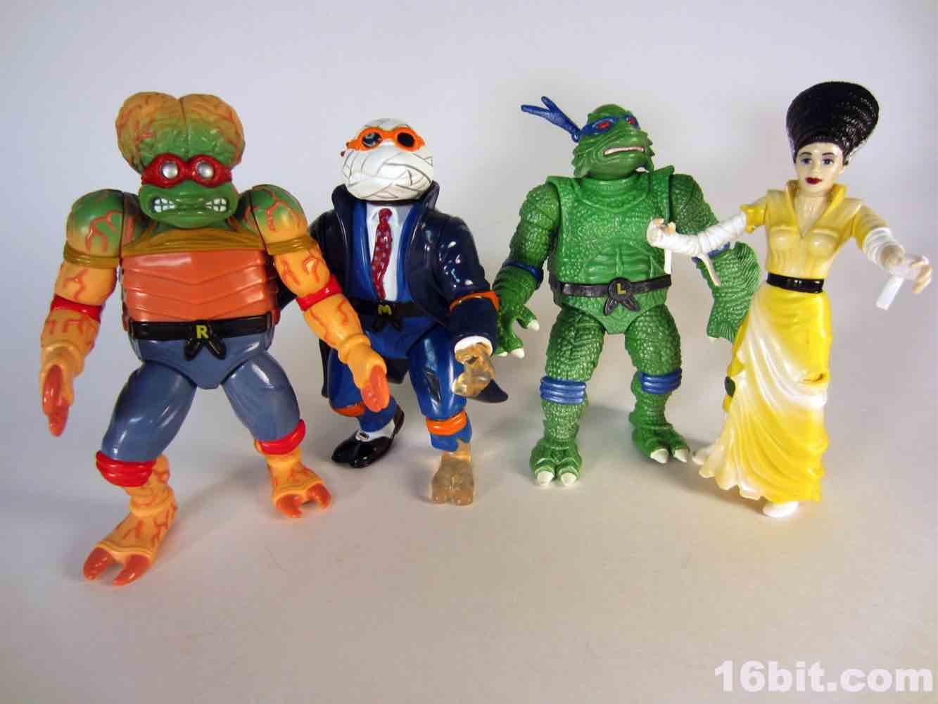 16bit.com Figure of the Day Review: Playmates Teenage Mutant Ninja ...