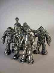 NiStuff Terrestrial and Outer Anomalies Metallic PVC Figures