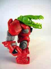 GodBeast Customs Glyos Green CyberGator Head Glyos Accessory 