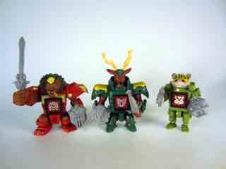 Takara-Tomy Beast Saga Kingdom of Gloria Action Figure Set