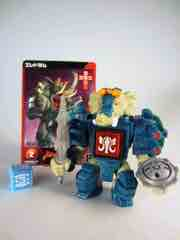 Takara-Tomy Beast Saga Eledram Action Figure