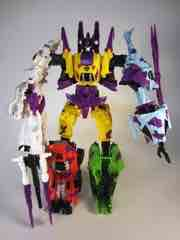 Hasbro Transformers Generations Generation 2 Bruticus Action Figure