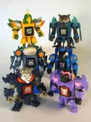 Takara-Tomy Beast Saga DX Starter Set Action Figure Set