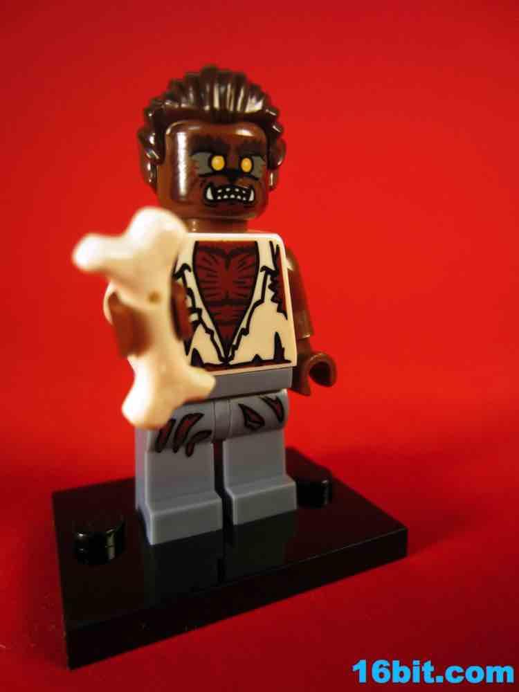 Lego ® Mini Figure Collection Series 4 8804 Werewolf No. 12