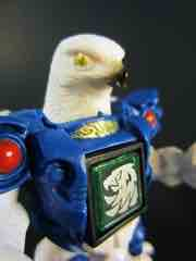 Takara-Tomy Beast Saga General Hawk Knight Action Figure