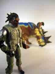 Hasbro Jurassic Park Pachyrhinosaurus Clash Action Figure Set