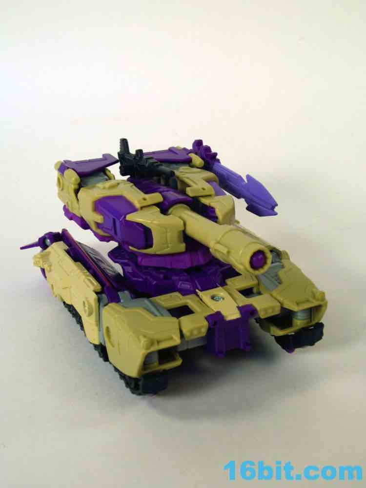 Transformers Animated Blitzwing Tank