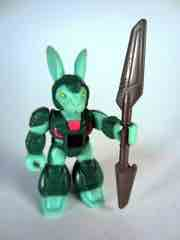 Hasbro Battle Beasts Hare Razing Rabbit Action Figure