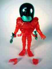 Four Horsemen Outer Space Men Galactic Holiday Cyclops Action Figure