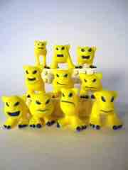 ToyFinity Mordles Standard Edition (Yellow) Mini-Figures
