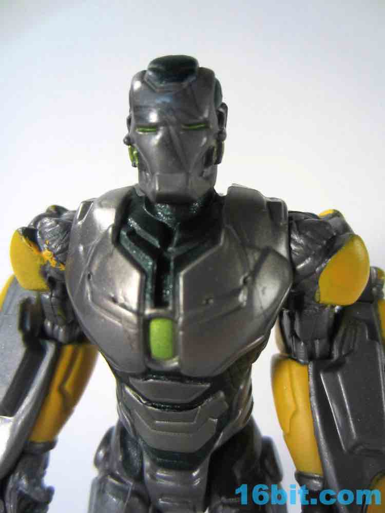 Iron Man 3 Mark 25 Striker Hot Toys Hasbro Assemblers