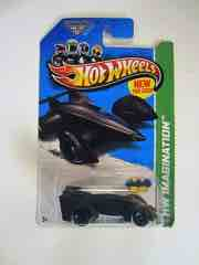 Mattel Hot Wheels Batman Live Batmobile