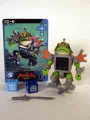 Takara-Tomy Beast Saga Guarl Action Figure