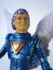 Four Horsemen Outer Space Men Cosmic Creators Mel Birnkrant Edition Blue Angel Commander Comet Action Figure