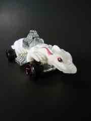 Mattel Hot Wheels Ratmobile (White)