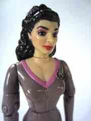 Playmates Star Trek: The Next Generation Counselor Deanna Troi Action Figure