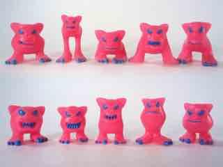 ToyFinity Mordles Solar Storm (Hot Pink) Mini-Figures