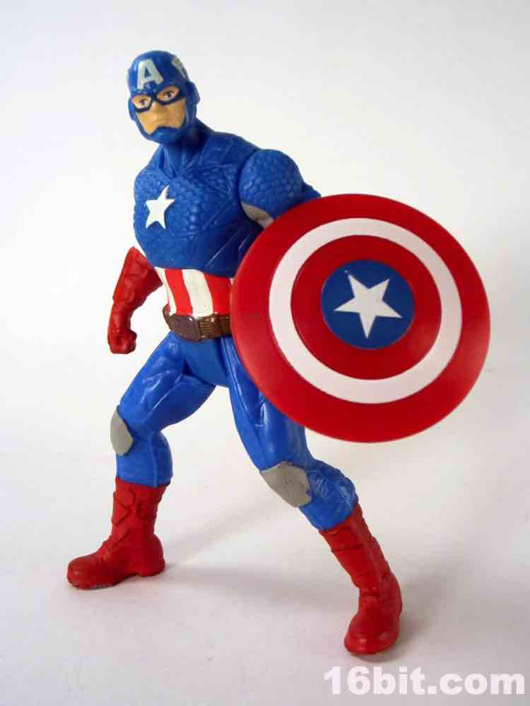16bit Com Figure Of The Day Review Hasbro Avengers