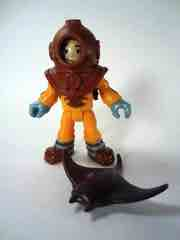 Fisher-Price Imaginext Collectible Figures Diver