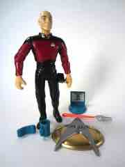 Playmates Star Trek: The Next Generation Captain Picard in Duty Uniform Action Figure