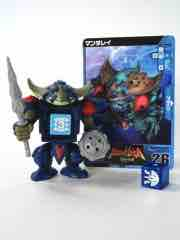 Takara-Tomy Beast Saga Mantaray Action Figure