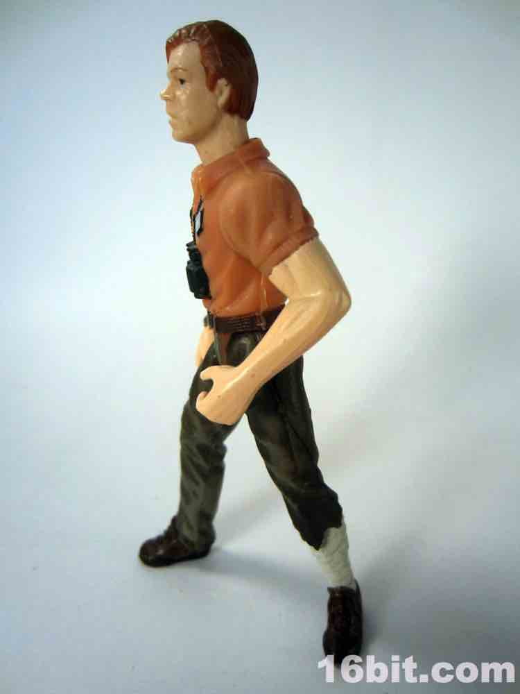 16bit.com Figure of the Day Review: Hasbro Jurassic Park ...
