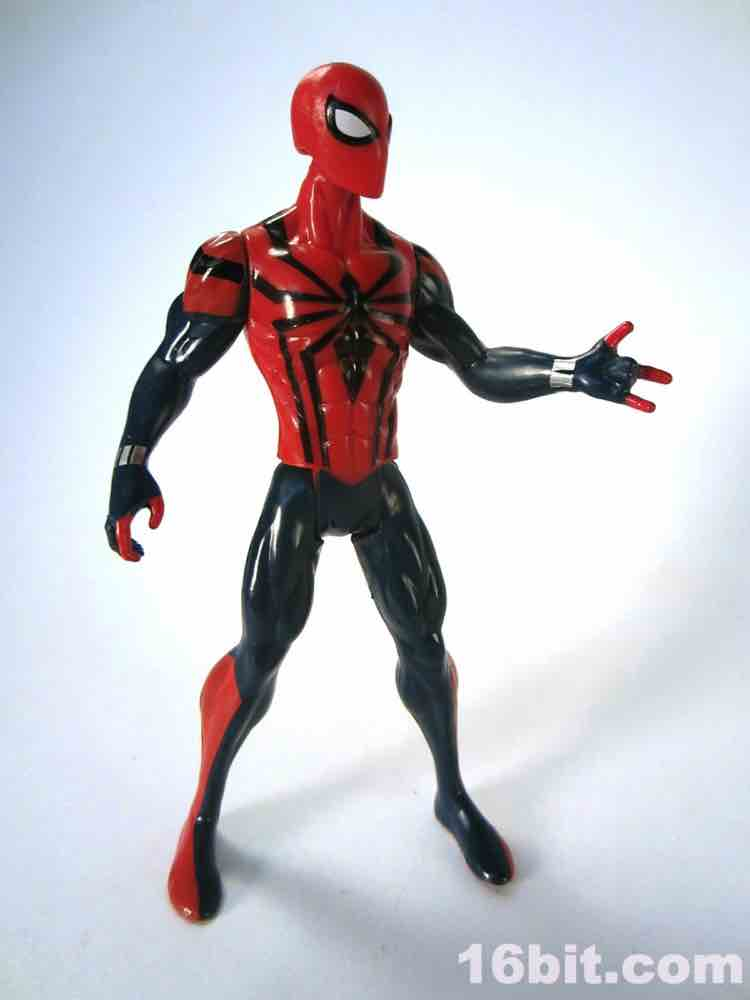 16bit.com Figure of the Day Review: Hasbro Ultimate Spider ...
