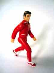 Zica Toys Six Million Dollar Man Colonel Steve Austin (Red) Action Figure