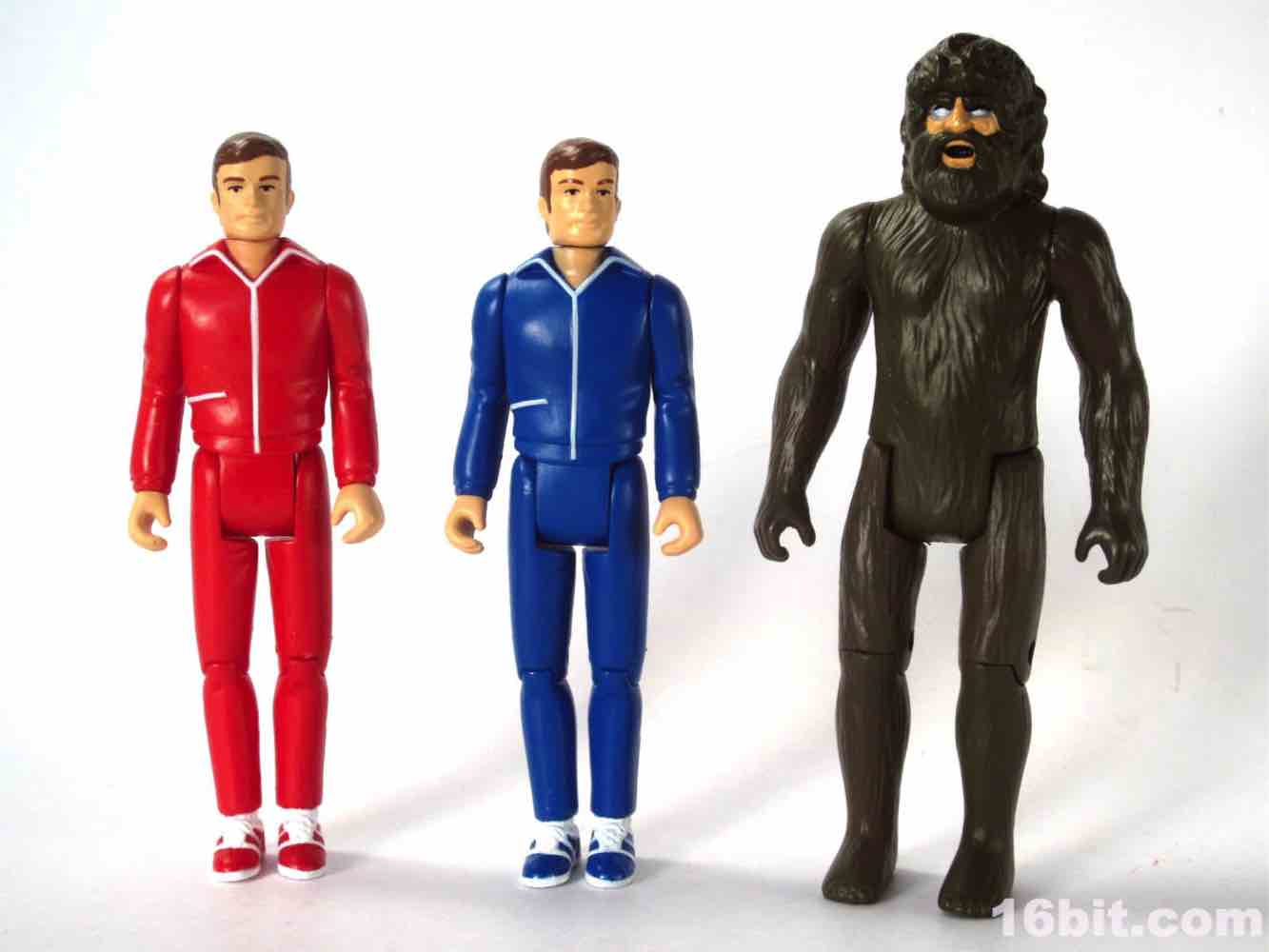 Zica Toys Six Million Dollar Man Bionic Bigfoot Action Figure