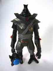Four Horsemen Power Lords Barlowe Color Concept Ggripptogg (Grey and Black) Action Figure