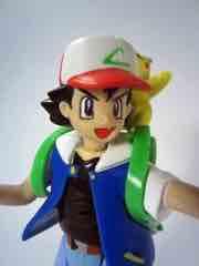 Hasbro Pokemon Ash & Pikachu Action Figures