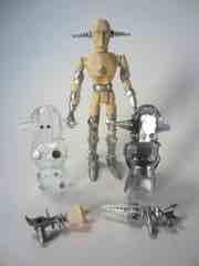 Four Horsemen Outer Space Men Infinity Edition Gamma X Action Figure